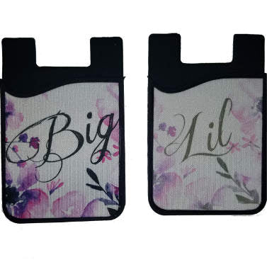 Shop Sorority and Fraternity Clothing. Big Lil - Phone Wallet