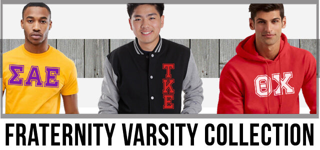 Fraternity Varsity Collection