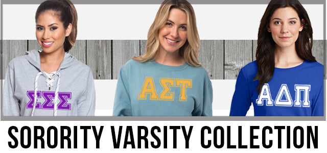 Sorority Varsity Collection