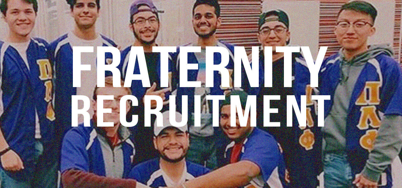 Fraternity Recruitment