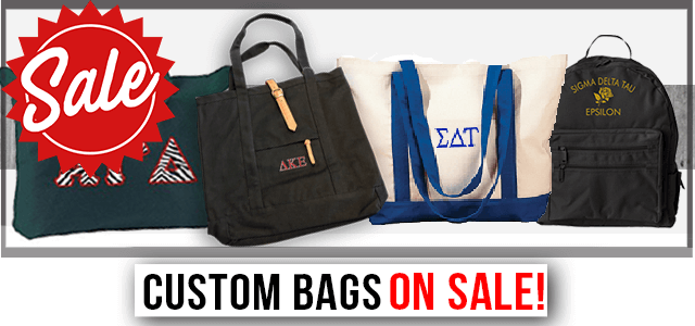 Custom Bags on Sale