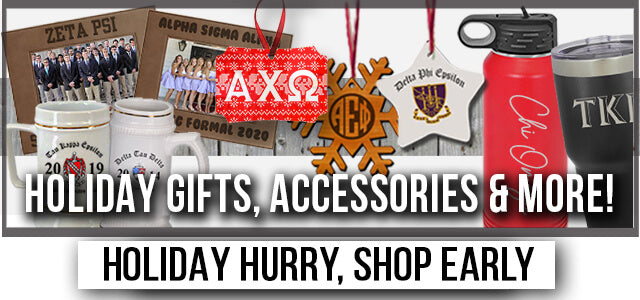 Holiday Gifts, Accessories & More; Holiday Hurry, Shop Early!