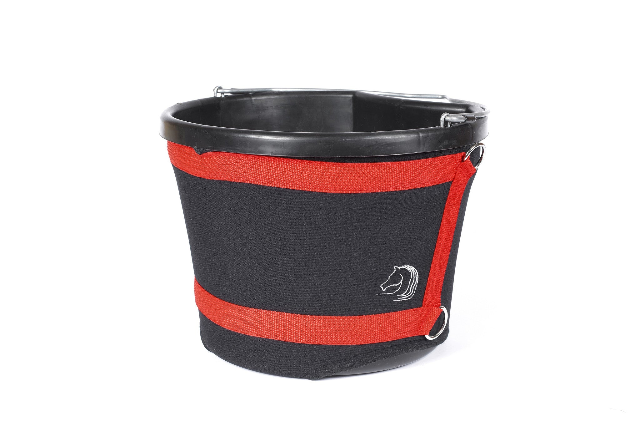 Bucket Holder 8L Equestrian Buck-It! Cover made by The Head 2 Hoof Shop