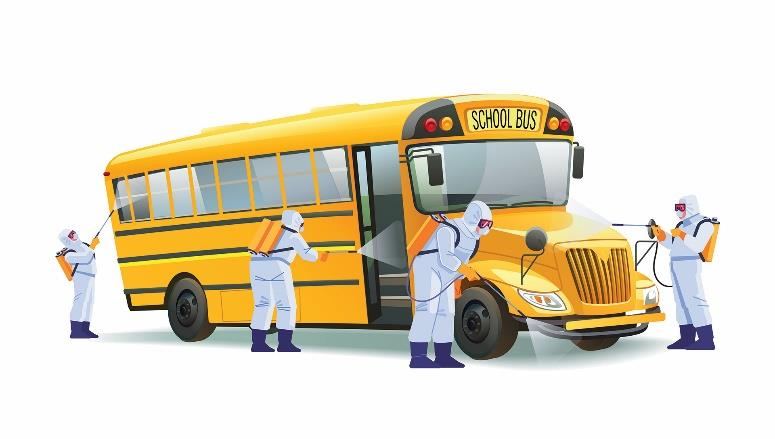 School Bus Safety Amid COVID 19