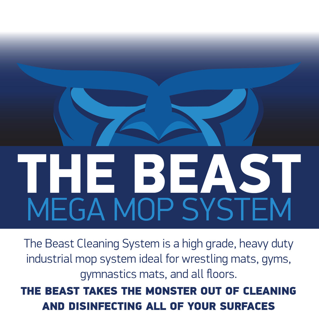 Beast Mega Mop Cleaning System
