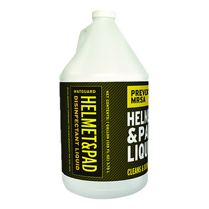 Helmet & Pad by MATGUARD® - 128 oz Liquid Spray (Team Size)