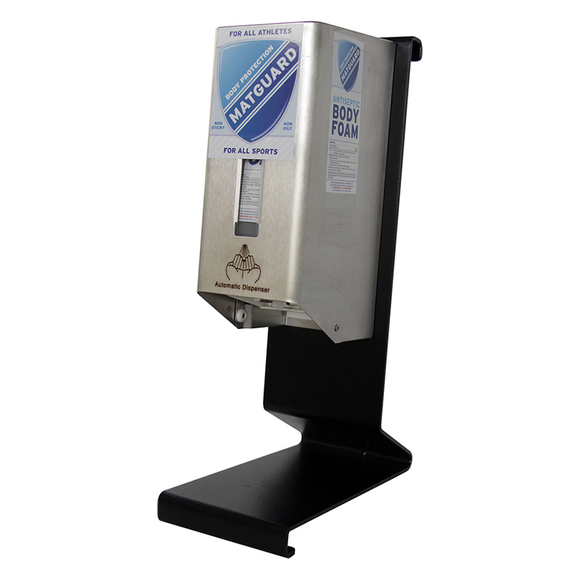 MATGUARD®  Stainless table top/wall mount steel dispensing unit