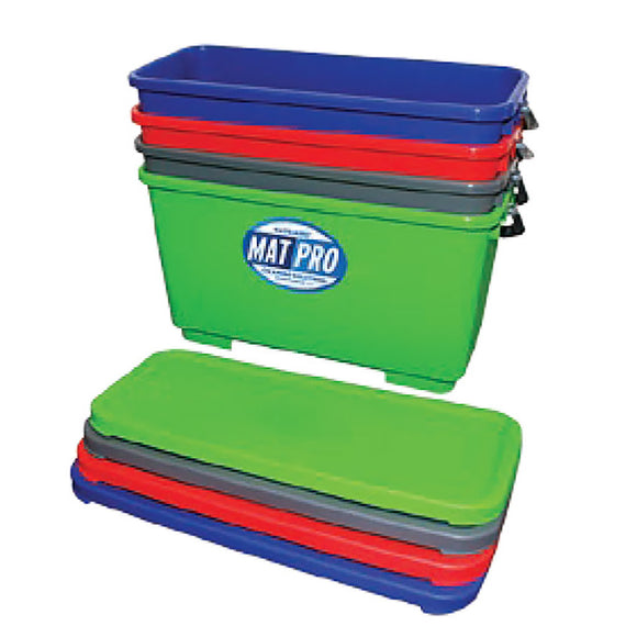 MatPRO® by Matguard - 6 gallon (20 Lit.) bucket w/ sealing lid