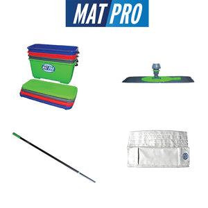 MatPRO® by Matguard - Pocket Mop System- Starter Kit