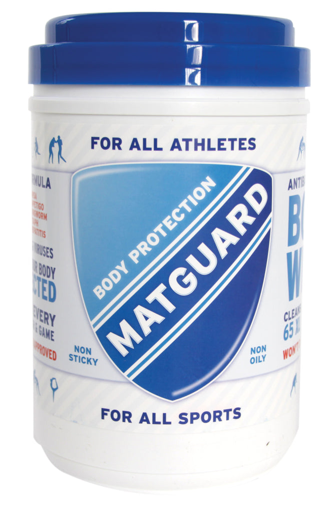 MATGUARD® XL Antiseptic Body Wipe (65 Count)