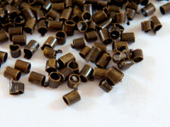 1.5mm Bronze Crimps