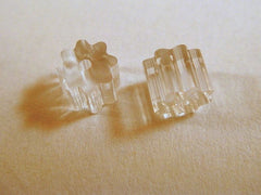 Acrylic Earring Backs