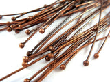 Antique Copper Ballpins