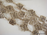Antique Silver Jewelry Chain