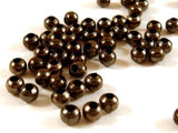 Black Gunmetal Spacer Beads