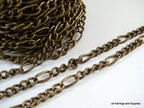 Bronze Plated Jewelry Chain