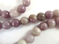 Purple Semi-Precious Gemstone Beads