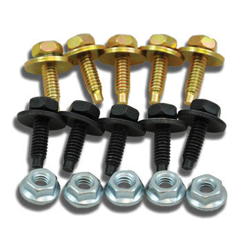 Body Bolt Kit- Set of 25