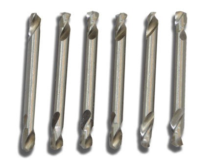 "1/8"" Double Ended Drill Bit-5pk"