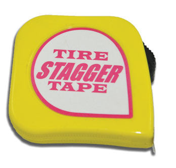 4 pack of tire Stagger Tapes