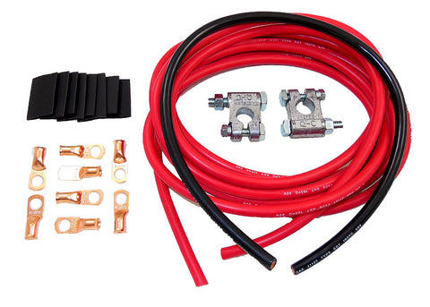 4 Gauge Battery Cable Kit
