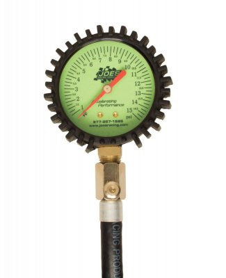 JOES 0-15 PSI Tire gauge