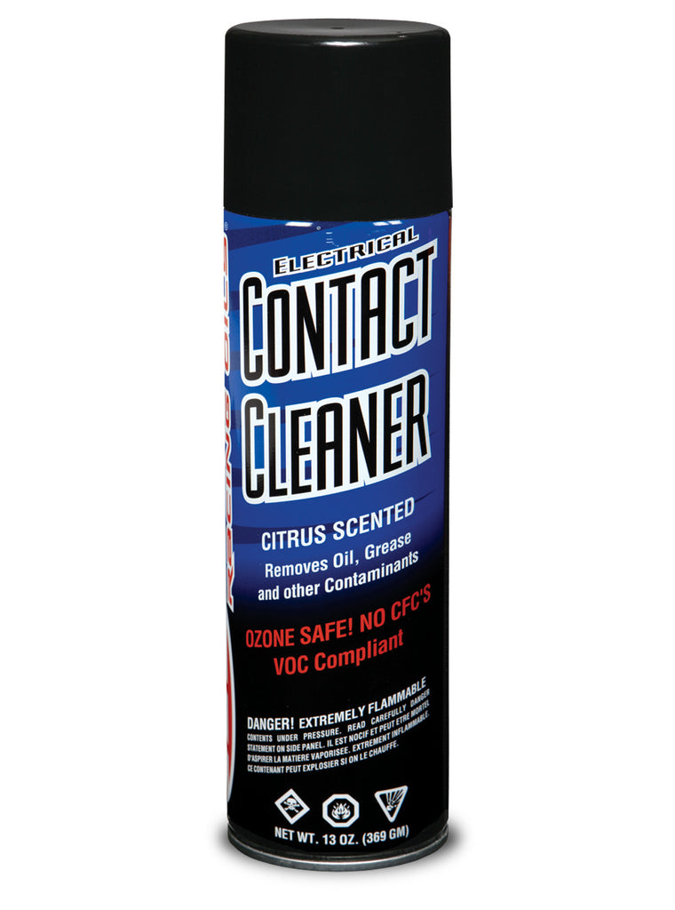Citrus Electrical Connector Cleaner