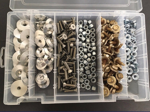 Conical/Bolt Assortment Kits