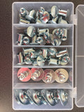 Dzus Button Assortment Kit