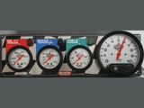 "QuickCar Panels with 5"" Tach"