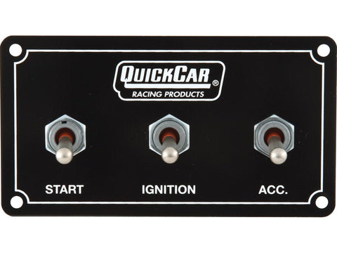 QuickCar Extreme Switch Panel