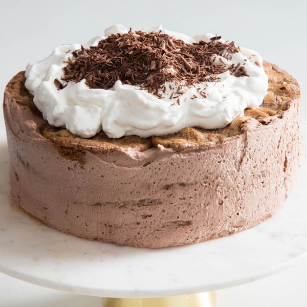 Chocolate Coffee Icebox Pie