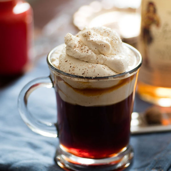 Spiced Rum Coffee