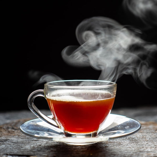 January is Hot Tea Month- 8 Health Benefits of Hot Tea
