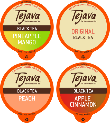 Tejava Tea Pods Sample – 4ct