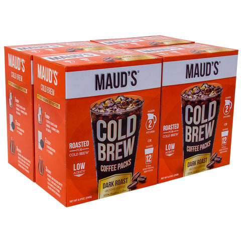 Maud's Cold Brew (Makes 8 Pitchers)