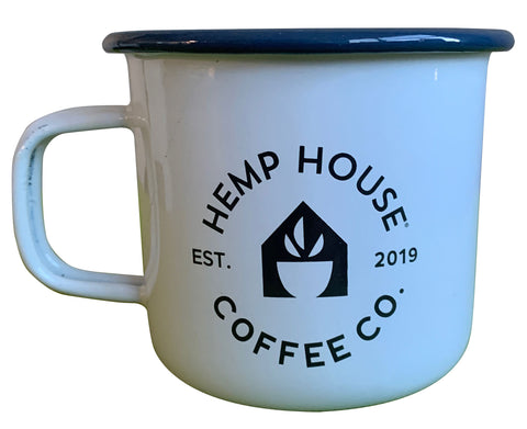 Hemp House Coffee Mug  – 8oz