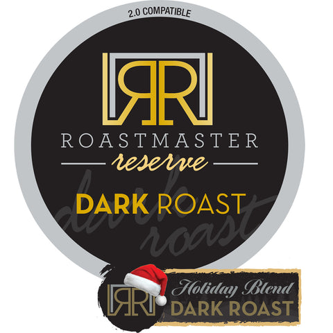 Roastmaster Reserve Holiday Blend