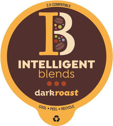 Dark Roast Coffee Pods – 100ct