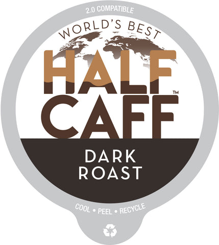 World's Best Half Caff™ Dark Roast