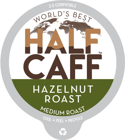 World's Best Half Caff™ Hazelnut Roast