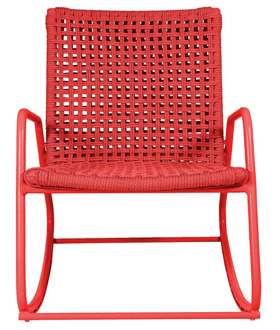 Marina Rope Rocking Chair