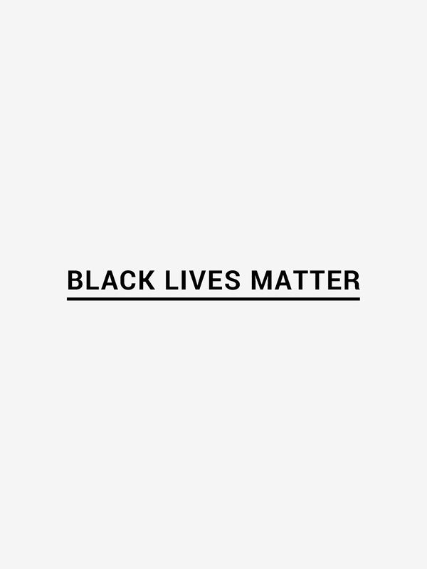 Black Lives Matter: Letter to Our Community