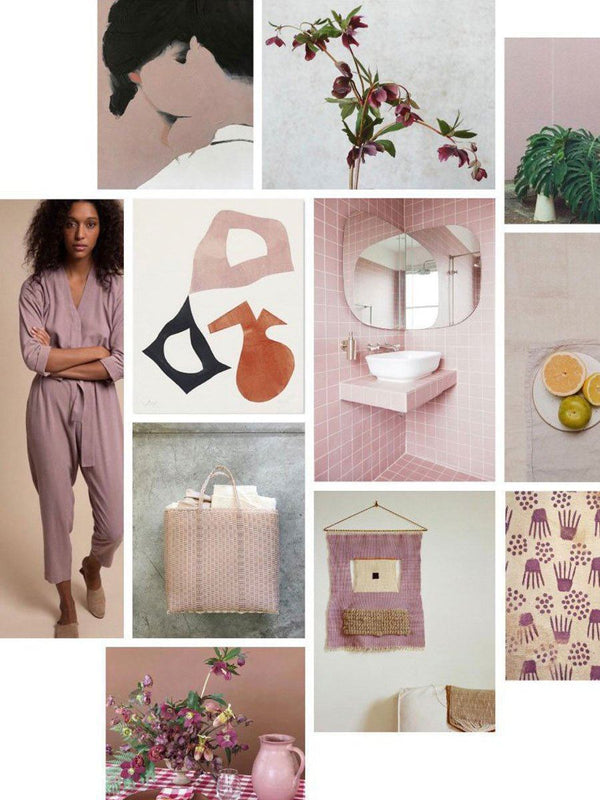 Our Moody Pink: Mauve