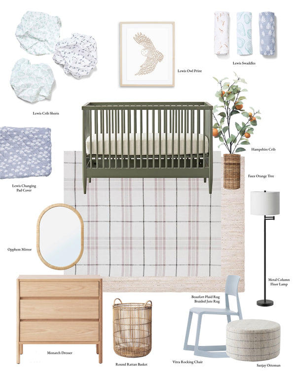 Neutral Nursery Round Up