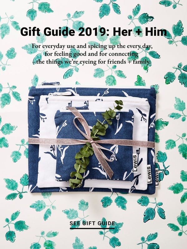 Gift Guide 2019: Her + Him