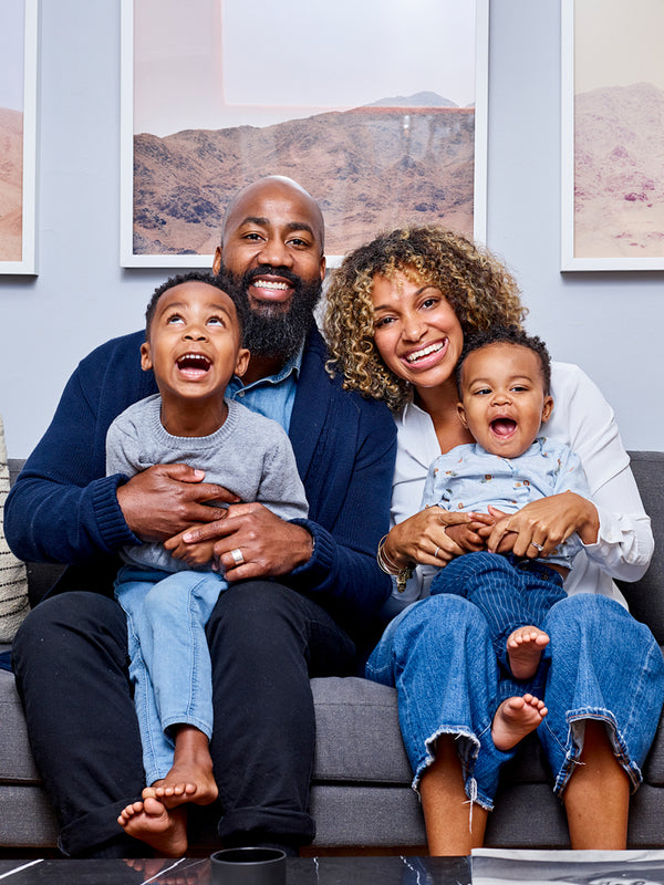 Lewis Listens: 3 Black + Biracial Moms on Parenting