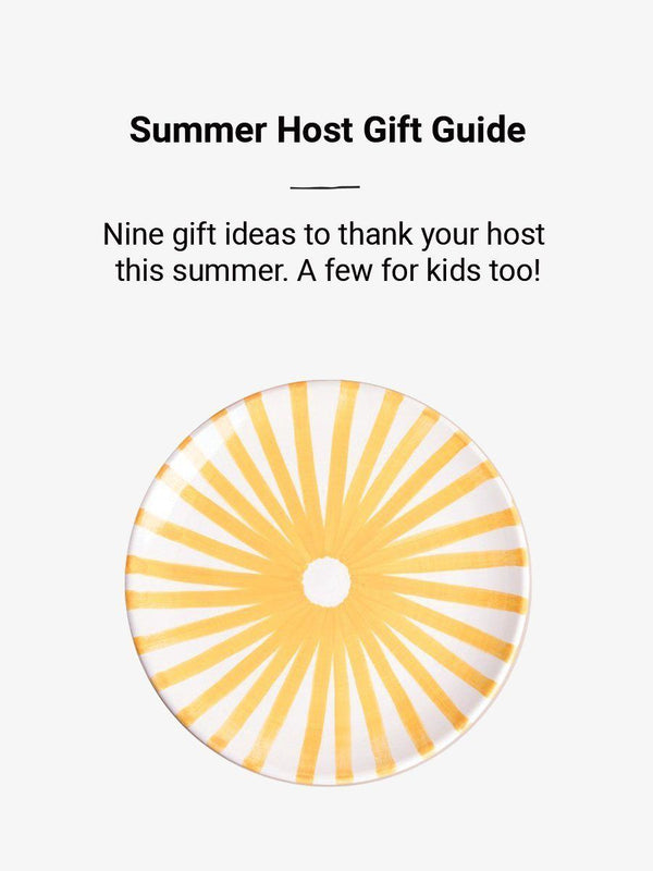 Our Gift Guide for Summer Hosts
