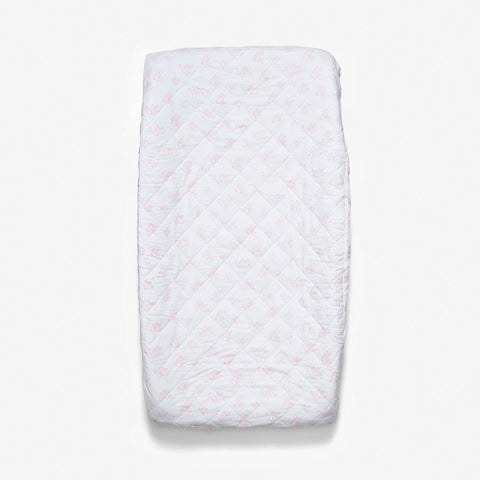 Changing Pad Cover <br /> Rose Hip | Blush