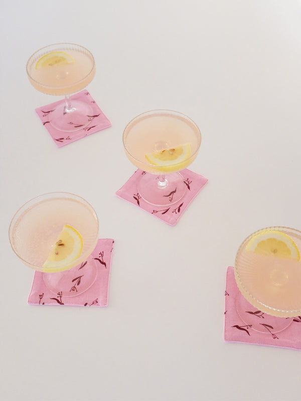 Cocktail Napkin Set - Set of Four | Pods